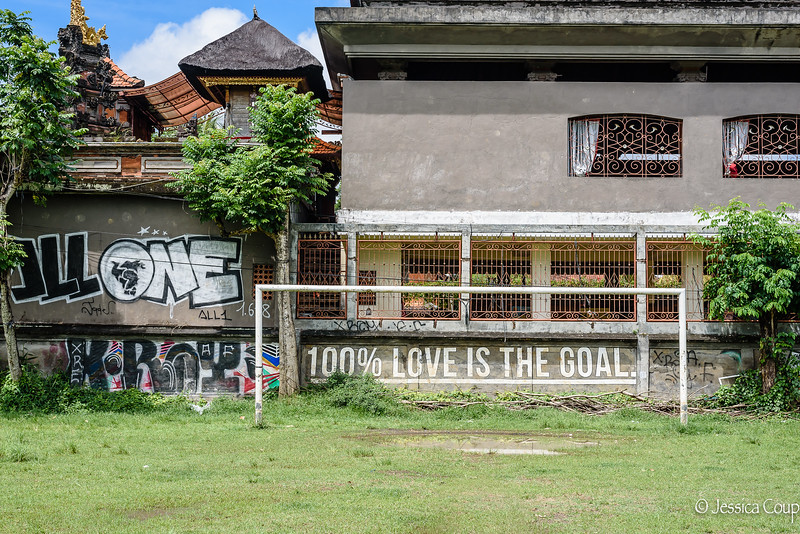100% Love is the Goal.
