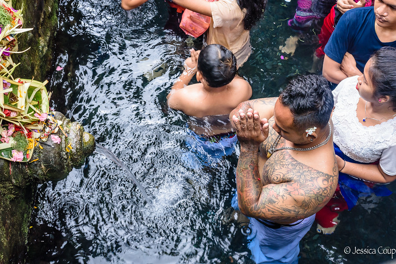 Holy Spring Water
