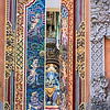 Ganesh through the Doorway