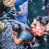 Purification Waters at Tirta Empul Temple