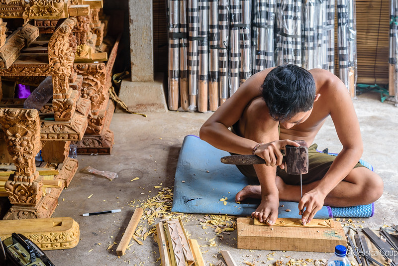 Carving Wooden Musical Instruments