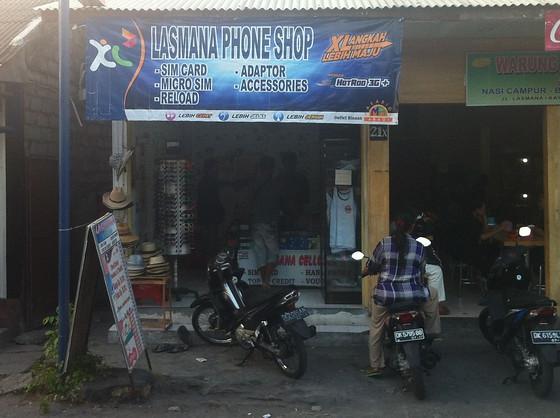 Sim Card Shop on Jalan Oberoi