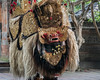 Barong (lion spirit) traditional dance, Ubud, Bali