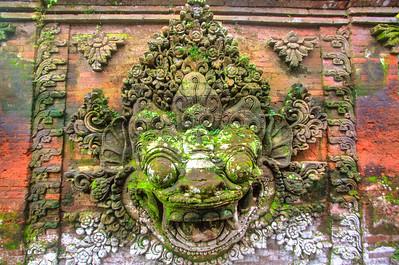 Ubud Palace — Ubud, Bali, Indonesia