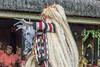 Rangda the evil witch, Calon Arang traditional dance, Sahadewa Barong Dance, Ubud, Bali