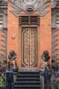 Ornate temple doorway
