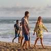 Walking Batu Bolong Beach