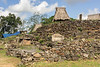 Megalithic altar, Saga megalilthic village, Detusoko, East Nusa Tenggara, Indonesia