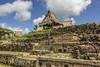 Lio tribe metalithic altar, Saga village, Detusoko, East Nusa Tenggara, Indonesia