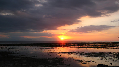 Sunset  — Gili Trawangan Island, Indonesia