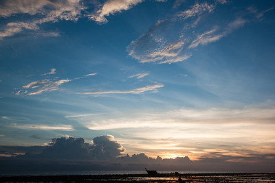 Sunset — Gili Trawangan Island, Indonesia