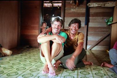 Richard and Guntam