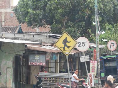 Lombok Crossing