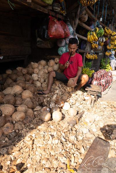 Day one in Makassar