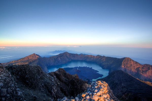 Mt. Rinjani - Lombok, Indonesia