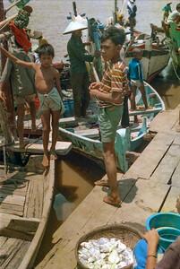 Village sceneat Tawang (1984)