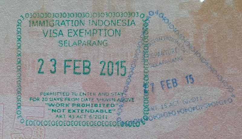 No Indonesia Visa Required For Citizens Of 45 Countries