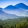 Mt Batur Mist