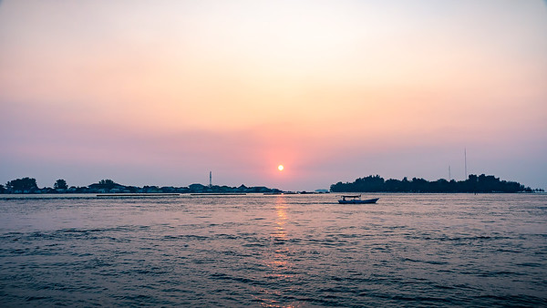 Sunset Thousand Islands