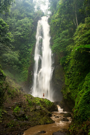 Melanting Waterfalls