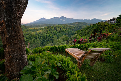 Relaxing before the Climb of Mt. Rinjani