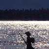 Fisherman, Gili Air, Lombok, Indonesia.