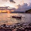Jukung Sunset
