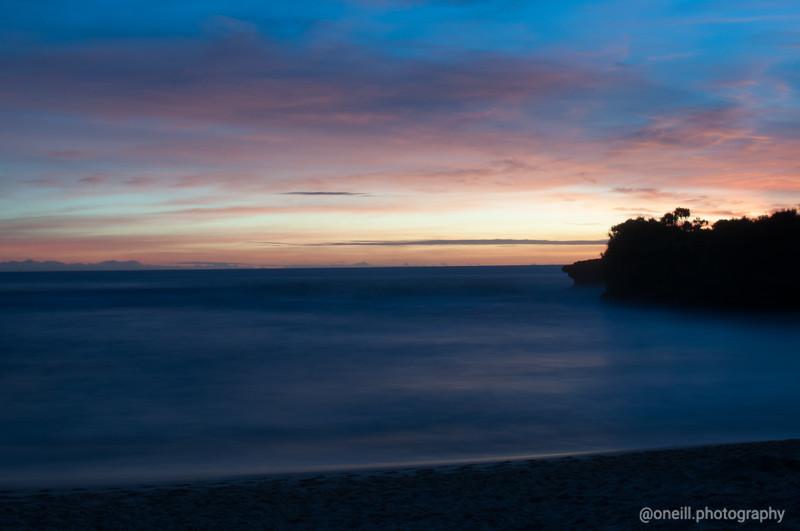 Dream Beach Sunset