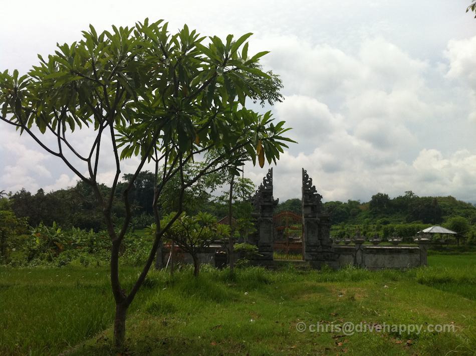 Puta Jari (PJ) Temple, Pemeturan, Bali