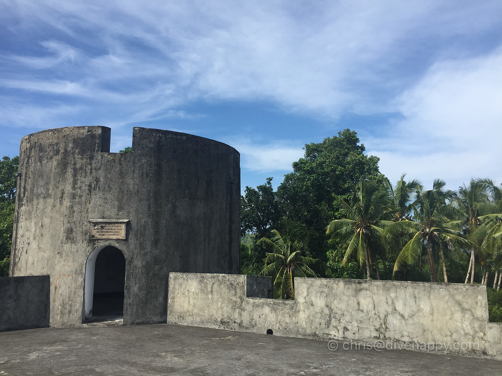 Fort Belgica, Banda Neira, Banda Islands