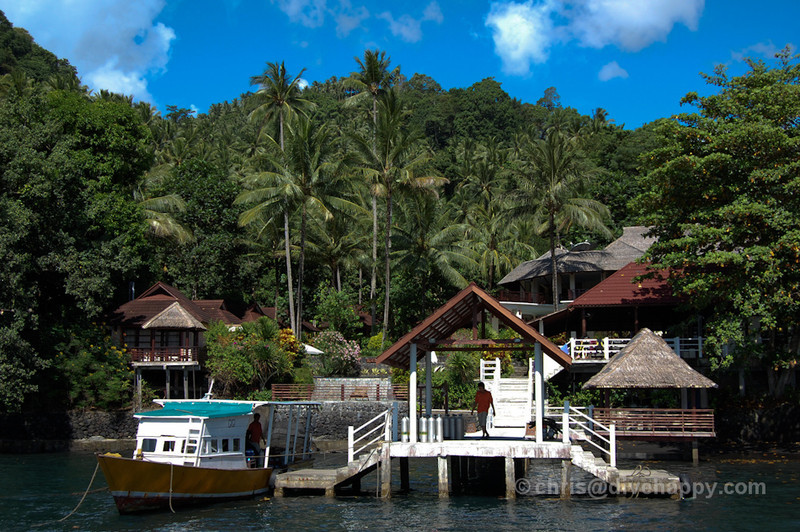 Kasawari Resort, Lembeh Strait, Indonesia