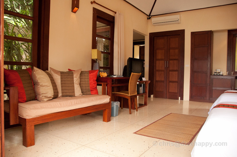 Standard Room, Kasawari Resort, Lembeh Strait, Indonesia