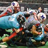 4/24/15-St. Louis Attack vs Marion Blue Racers