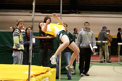 Indoor Track at UVM 1/10/09
