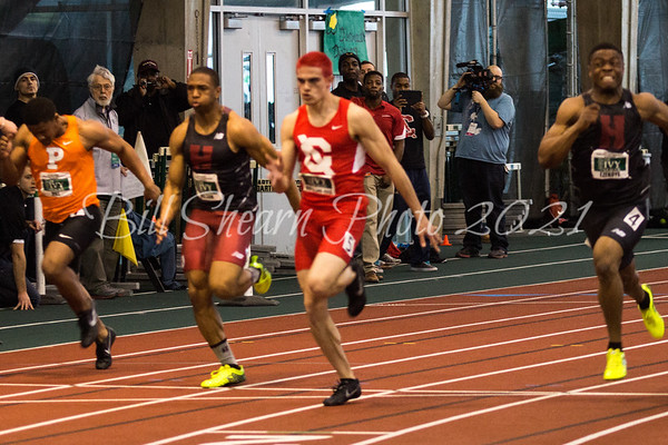 Ivy League Men's & Women's 60m Finals