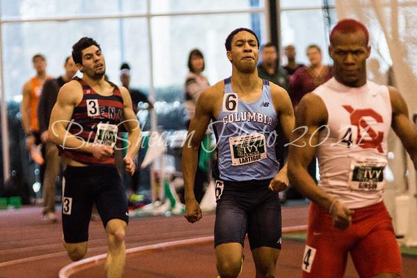 Ivy League Men's 400m & 500m Finals