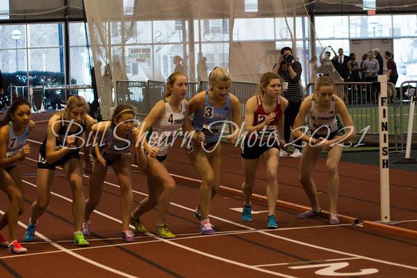 Ivy League Women's 3k Final