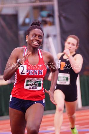 Ivy League Women's 400m prelims