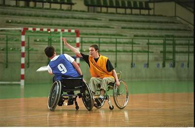 Rencontre Handicap International 2005