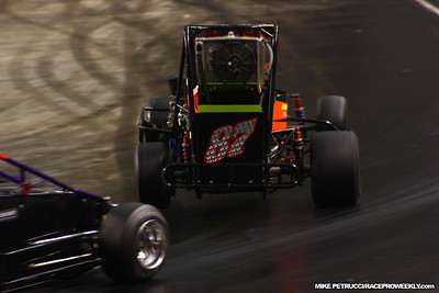 Baltimore Indoor Race - Mike Petrucci