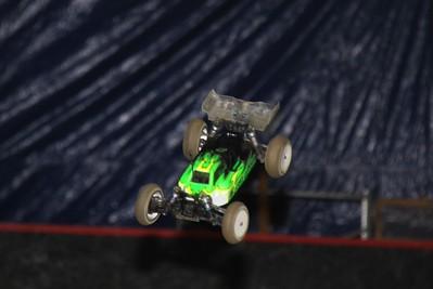 Indoor Auto Racing