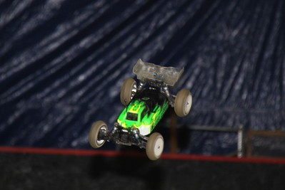 Full Throttle RC Raceway-1st Annual Dirt Oval Nationals-12/6/14-Bill McGaffin