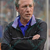 Wichita B-52s head coach KIM ROENTVED during a regular season Major Arena Soccer League (MASL) game between the St, Louis Ambush and the Wichita B-52's  played at the Family Arena in St. Charles, MO., where Wichita defeats St. Louis by the score of 9-8 in overtime