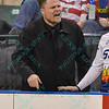 Tacoma Stars head coach DARREN SAWATZKY during a regular season Major Arena Soccer League (MASL) game between the St, Louis Ambush and the Tacoma Stars played at the Family Arena in St. Charles, MO., where St. Louis defeats Tacoma by the score of 13-3