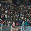 Marines from Fort Lenord Wood are in attendance during a regular season Major Arena Soccer League (MASL) game between the St, Louis Ambush and the Tacoma Stars played at the Family Arena in St. Charles, MO., where St. Louis defeats Tacoma by the score of 13-3