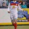 Missouri Comets defender COADY ANDREWS (15) during a regular season Major Arena Soccer League (MASL) game between the St, Louis Ambush and the Missouri Comets played at the Family Arena in St. Charles, MO., where Missouri Comets defeat St. Louis by the score of 10-5