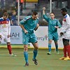 St. Louis Ambush forward ELVIR KAFEDZIC (9) celebrates a goal during a regular season Major Arena Soccer League (MASL) game between the St, Louis Ambush and the Missouri Comets played at the Family Arena in St. Charles, MO., where Missouri Comets defeat St. Louis by the score of 10-5