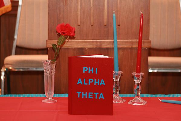 Phi Alpha Theta 2010