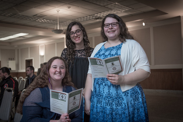 04/04/2017 Honor Society Inductions
