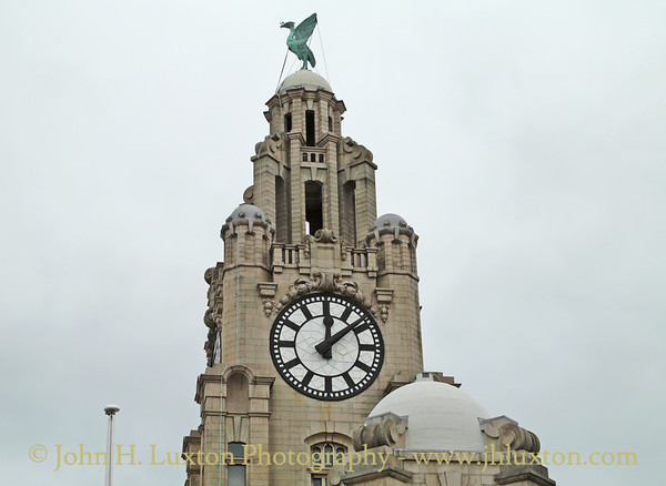 The Cunard Building, Liverpool - September 26, 2009
